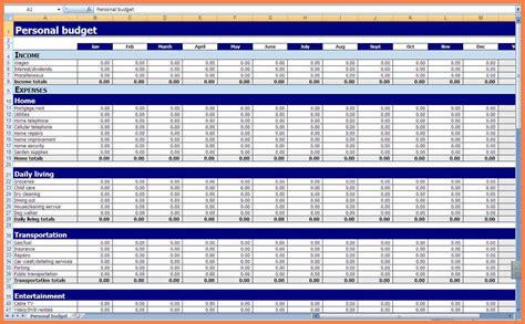 11 Company Annual Budget Template Company Letterhead Personal Annual Budget Template