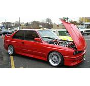 BBS RS – Red BMW E30 M3 On  Zone