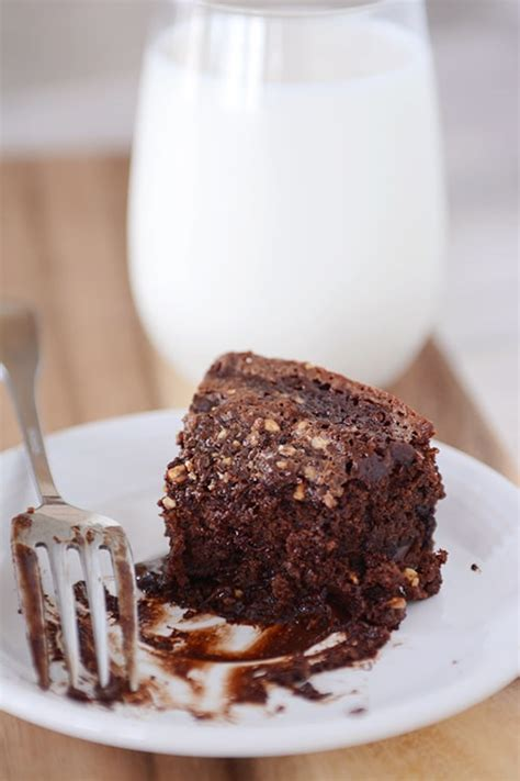 Chocolate Chips Sink To Bottom Of Cake by Fudgy Chocolate Chip Yogurt Cake