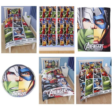 marvel bedding and curtains marvel avengers accessories bedding single double fleece