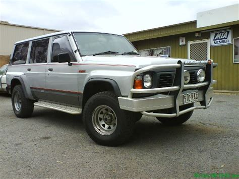 nissan patrol 1989 1989 nissan patrol photos informations articles