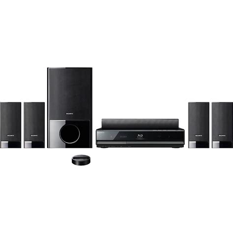 sony bdv e300 home theater system bdve300 b h photo