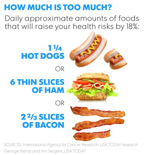 is bacon bad for dogs new study finds hamburgers dogs and bacon are just as harmful as cigarettes