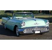 Oldsmobile Starfire 1957 98 Convertible – Classic Cars South