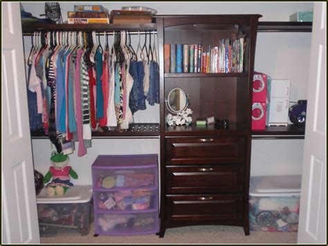 bedroom with lowes closet with entire closet