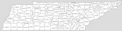 Tennessee Map Counties by Tn Counties Related Keywords Amp Suggestions Tn Counties