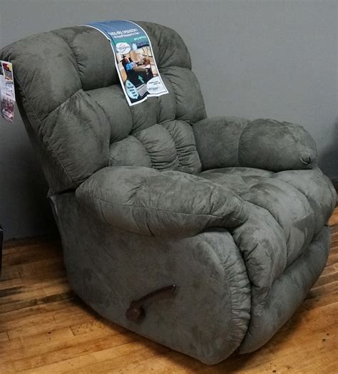 Non Electric Recliner Chairs Catnapper Non Electric Teddy Chaise Rocker Recliner