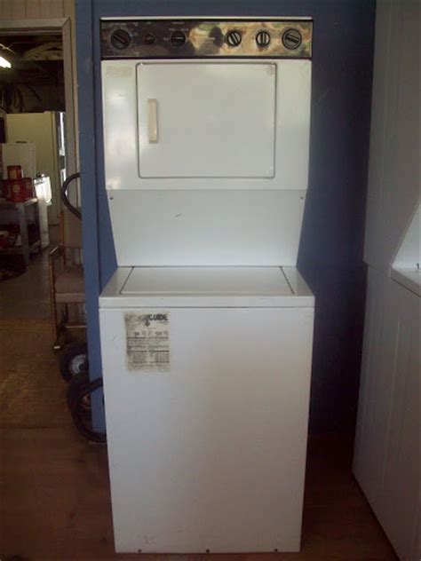 Frigidaire Apartment Size Washer Dryer Frigidaire Dryer Frigidaire Electrolux Stackable Washer Dryer