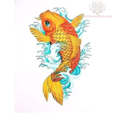 girly koi fish tattoo designs new koi fish design