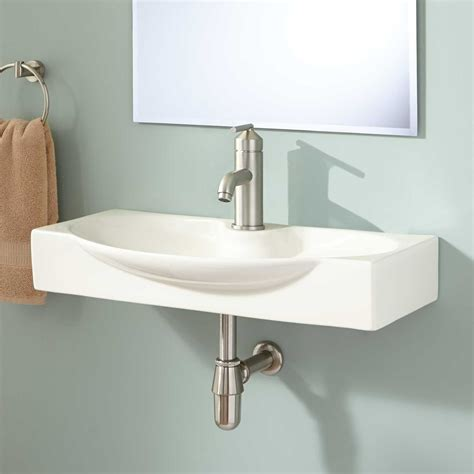 wall mount bath sink bathroom ronan wall mount bathroom sink sinks small bath