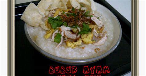 membuat kaldu ayam dengan slow cooker resep bubur ayam praktis dgn slow cooker oleh amei cookpad
