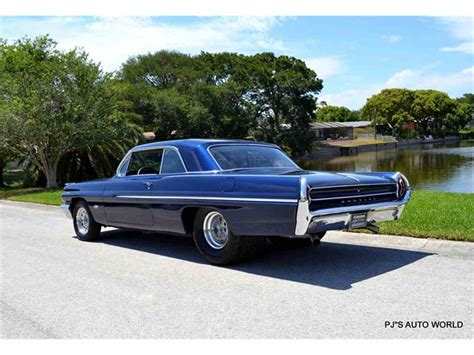 62 Pontiac For Sale by 1962 Pontiac For Sale Classiccars Cc 973154
