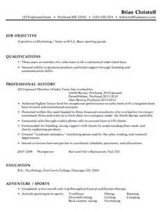 Effective Resume Sles by Resume Exles Templates Free Sle Effective Resume Exles Free Exles Of Resumes How