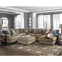 grenada mocha large sectional living room set millennium casa gray 3 pc sectional sectionals living room