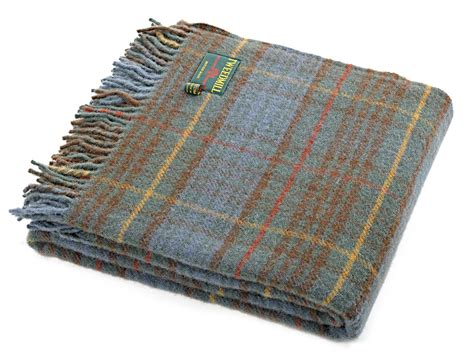 Maden Decke by Wool Blanket Made Gifts Antique
