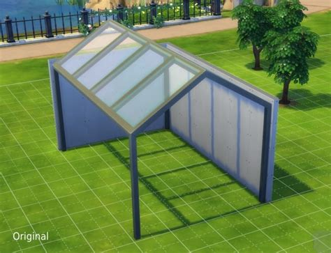 sims 3 awning slightly larger sunspot awning by plasticbox at mod the