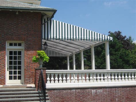 Seasonal Awnings seasonal deck shade gallery l f pease company