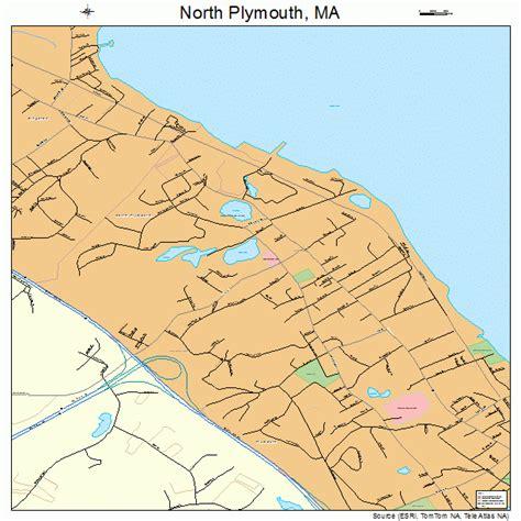 plymouth ma plymouth massachusetts map 2548780
