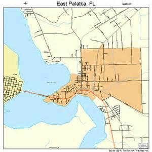 where is palatka florida on a map east palatka florida map 1219350