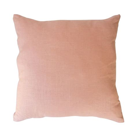 light pink pillows pair chairish