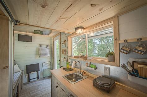 hgtv tiny house tiny homes that are big on storage hgtv s decorating
