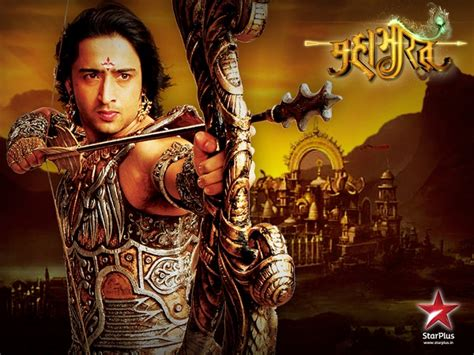 mahabharat star plus film shaheer sheikh s mahabharat listed among 20 best tv series