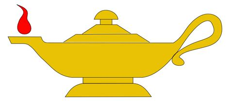 Genie Lamp History by File Oil Lamps In Heraldry1 Svg Wikimedia Commons