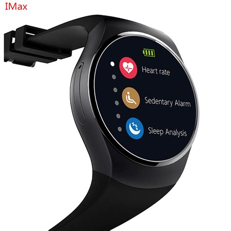Smartband Y2 Leather Colourful Display smartch kw18 smart sim mtk2502 rate monitor smartwatch touch screen bluetooth