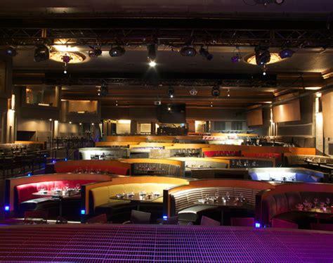 Theater Floor Plan by The Triple Door