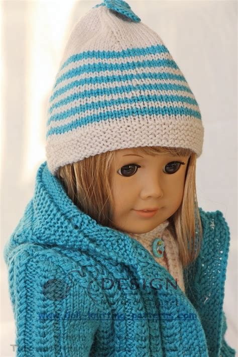 american knitting patterns knitting pattern for american doll sweater
