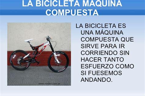las bicicletas son para 8430760326 la bicicleta m 225 quina compuesta