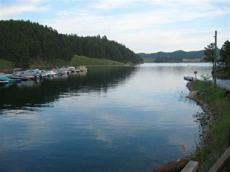 Pactola Lake Cabins by Pactola Reservoir Get In A Boat To See The Best Stuff