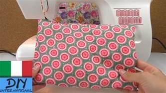cucire un cuscino spiegazione come cucire un cuscino cucire con la