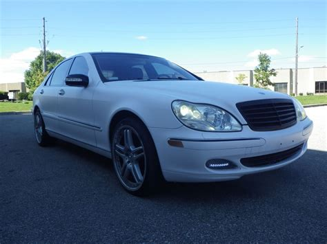 2003 mercedes s430 price mercedes s430 for sale canada 1