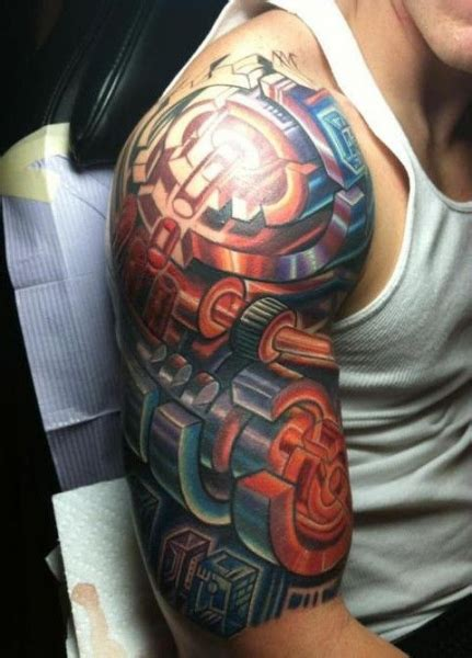 quarter sleeve tattoo for men half sleeve tattoos for designs ideas and meaning