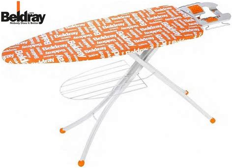 ironing board pattern on clothes beldray ironing board with iron holder 122x38cm clothes