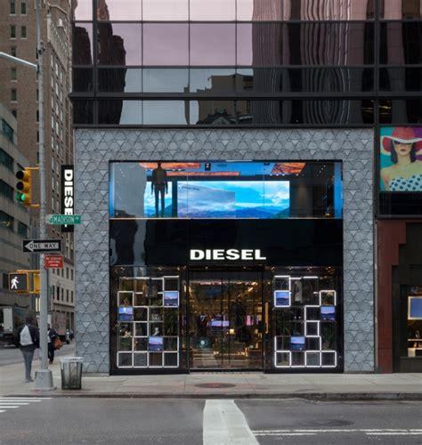 » Diesel flagship store, New York City