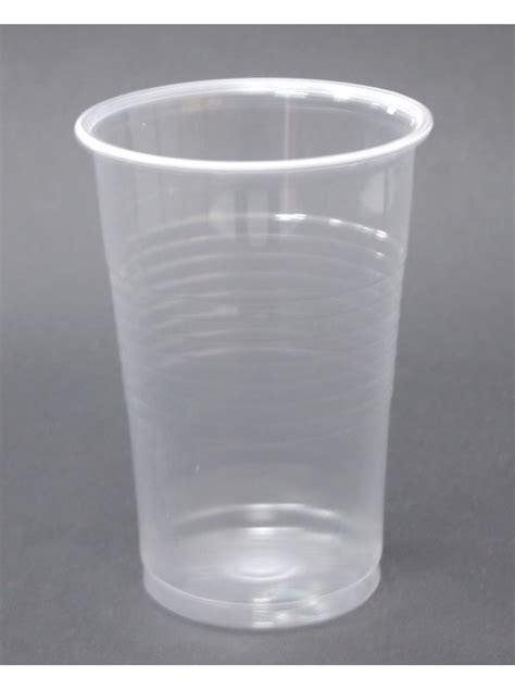 Acrylic Glass plastic glass 250 ml 1000 pcs