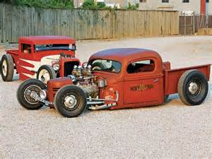 42 Ford Truck 42 Ford And 34 Ford Home Built Haulers