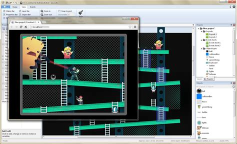 construct 2 game engine tutorial make your own 2d games with construct 2