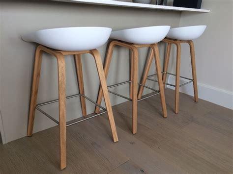 scandinavian bar stools uk hay scandinavian bar stools in lewisham gumtree