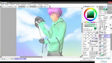 paint tool sai speedpaint paint tool sai speed paint anime