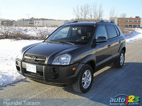 2008 hyundai tucson review list of car and truck pictures and auto123