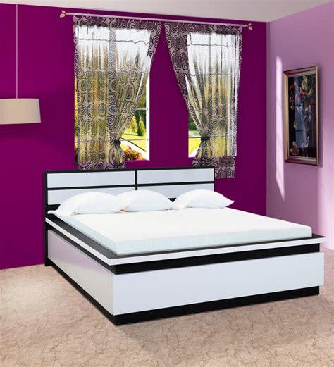 Bed Wardrobe Set by Pine Crest Enigma Bedroom Combo Set 3 Door Wardrobe Bed