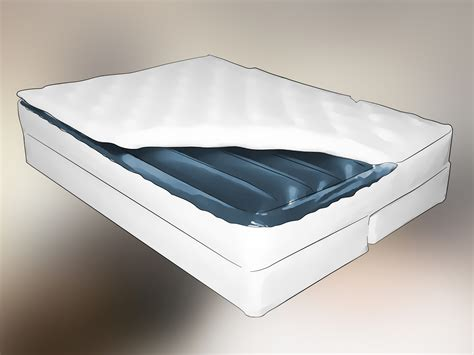 moisture in bedroom 4 ways to choose a water bed wikihow