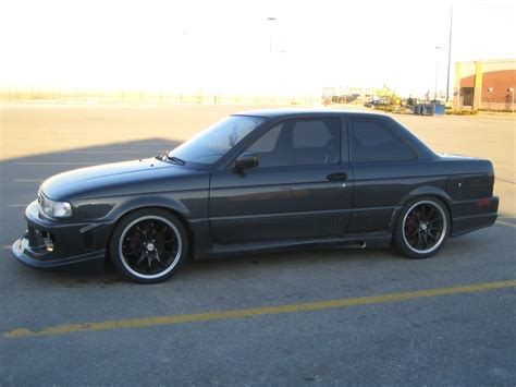 nissan sentra modified nissan sentra b13 1991 1994 1 madwhips