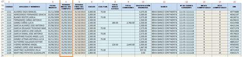 calculo de cts semestral en excel archivo excel modelo en excel para calcular la compensaci 243 n por tiempo