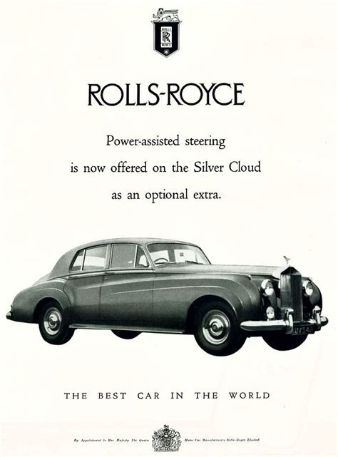 roll royce car 1950 183 best advertising british cars 1950s onwards images