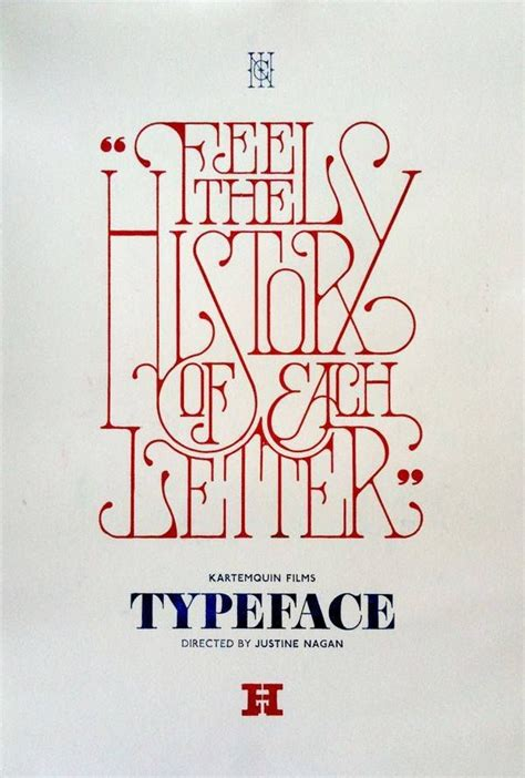 typography poster poster typography typeface le tatouage