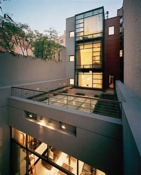 home design stores manhattan leroy street town house manhattan residence e architect